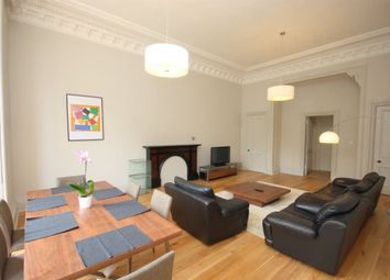 Thumbnail 2 bedroom flat to rent in Grosvenor Crescent, Edinburgh