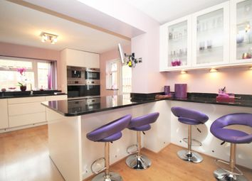Thumbnail 4 bed detached house for sale in Bankside, Brighton