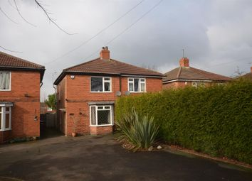 Thumbnail 2 bed semi-detached house for sale in Station Road, Mickleover, Derby