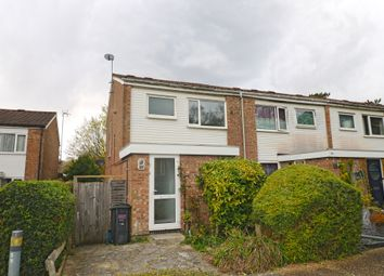 Thumbnail 3 bed end terrace house to rent in Hartscroft, Linton Glade, Croydon, Surrey