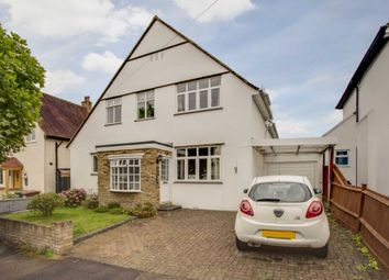 Thumbnail 4 bed detached house for sale in Nightingale Road, Bushey Village