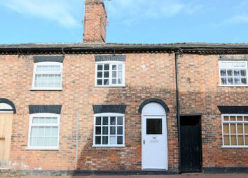 2 bed town house for sale in Pillory Street, Nantwich CW5