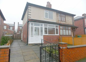 Thumbnail 2 bed semi-detached house for sale in Whiteland Avenue, Bolton