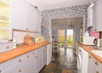 Thumbnail 2 bed terraced house for sale in Wyndham Road, Chatham, Kent