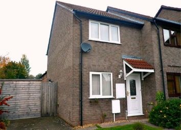 Thumbnail 2 bed end terrace house to rent in Wheatridge Road, Belmont, Hereford