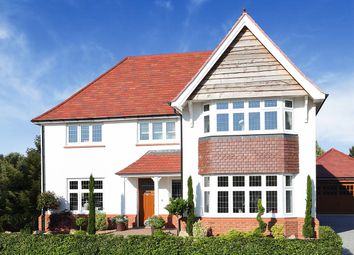 "Thumbnail 4 bed detached house for sale in ""Balmoral"" at Church Road, Leckhampton, Cheltenham"