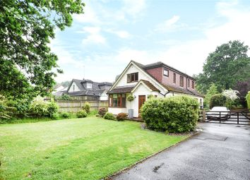 Thumbnail 3 bed detached house for sale in Finchampstead Road, Finchampstead, Wokingham, Berkshire