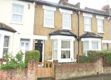 Thumbnail 3 bedroom terraced house to rent in Hampton Road, Croydon