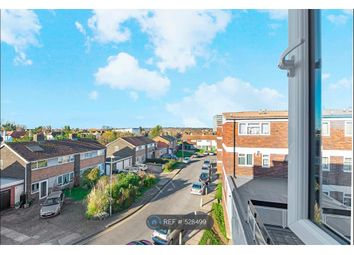 Thumbnail 3 bed flat to rent in Charnwood Close, New Malden