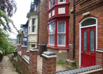 Thumbnail 5 bed terraced house for sale in Monks Leys Terrace, Lincoln