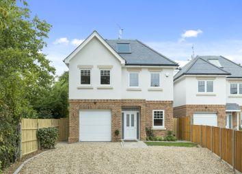 Thumbnail 5 bed detached house for sale in Richards Road, Stoke D'abernon, Cobham