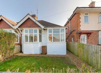 Thumbnail 2 bed semi-detached bungalow for sale in Ruskin Road, Northampton