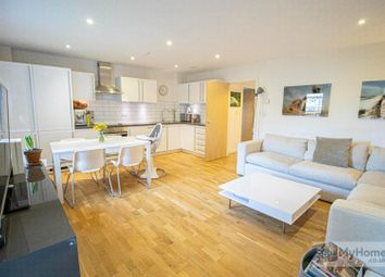 Thumbnail 3 bed flat for sale in Winkfield Road, London