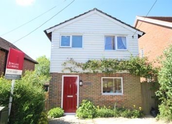Thumbnail 3 bed detached house for sale in Gordon Road, Buxted, Uckfield