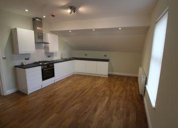 Thumbnail 1 bed flat to rent in Longmoor Lane, Liverpool