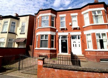 Thumbnail 6 bed semi-detached house for sale in East Road, Longsight, Manchester, Greater Manchester