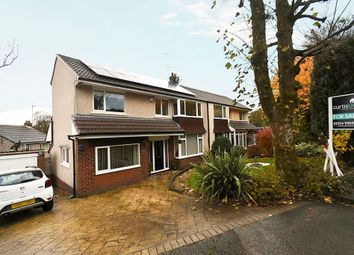 Thumbnail 4 bed semi-detached house for sale in Warmden Avenue, Baxenden, Accrington