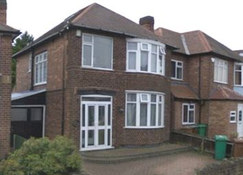 Thumbnail 3 bed detached house to rent in Ranelagh Grove, Wollaton, Nottingham