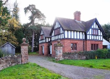 Thumbnail 5 bed property for sale in Astbury, Bridgnorth