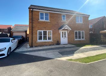25 Bounty Drive, Kingswood, Hull HU7. 4 bed detached house