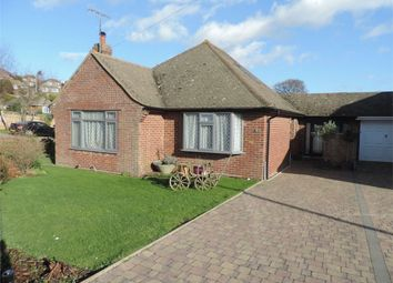Thumbnail 4 bed detached bungalow for sale in Ward Way, Bexhill On Sea, East Sussex