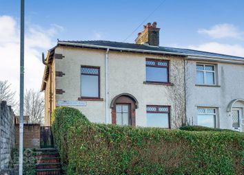 Thumbnail 3 bed semi-detached house for sale in Chamberlain Road, Pencaerau, Neath
