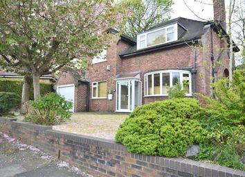 Thumbnail 4 bed detached house for sale in Oakwell Drive, Salford