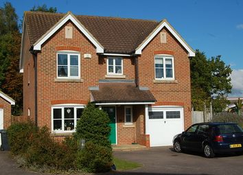 Thumbnail 4 bed detached house to rent in Cressbrook Drive, Great Cambourne