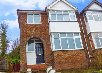 Thumbnail 3 bed detached house to rent in Pomfret Avenue, Luton