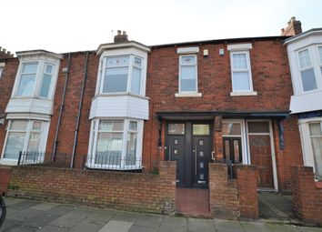 Thumbnail 3 bed flat for sale in Talbot Road, South Shields, Tyne & Wear