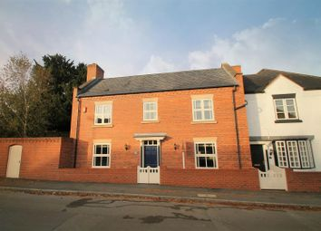 Thumbnail 3 bed town house for sale in Church Road, Shareshill, Wolverhampton
