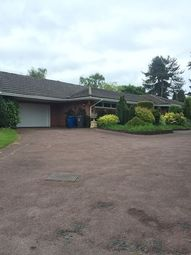 Thumbnail 4 bedroom bungalow to rent in The Limes, Roman Park, Little Aston, Lichfield