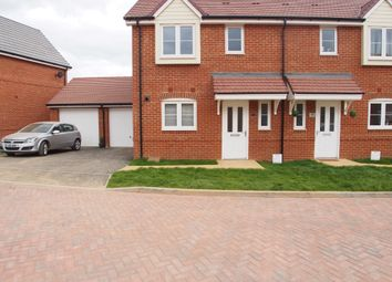 Thumbnail 3 bed property to rent in Etherington Place, Littlehampton