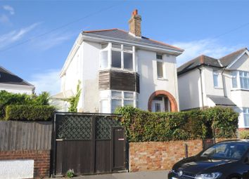 Thumbnail 3 bed detached house for sale in Whitefield Road, Whitecliff, Poole, Dorset