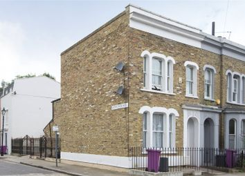 Thumbnail 3 bed end terrace house to rent in Clinton Road, Bow, London