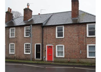 Thumbnail 2 bed terraced house to rent in Orchard Street, Chichester
