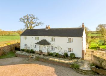 Thumbnail 4 bed detached house for sale in Mulsford, Sarn, Malpas, Cheshire