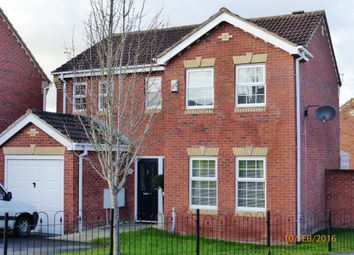 Thumbnail 4 bed detached house to rent in Bolts Croft, Chippenham