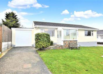 Thumbnail 3 bed detached bungalow for sale in Sunnybanks, Hatt, Saltash, Cornwall