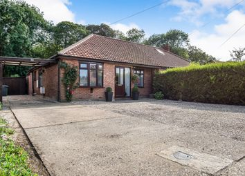 Thumbnail 3 bedroom semi-detached bungalow for sale in Greenborough Road, Sprowston, Norwich