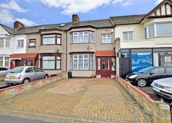 Thumbnail 3 bed terraced house for sale in Woodford Avenue, Ilford, Essex