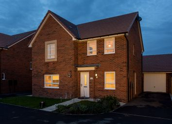 Thumbnail 4 bed detached house for sale in Barff Lane, Brayton, Selby
