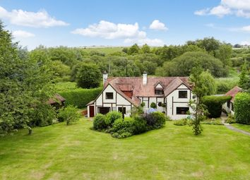 Thumbnail 4 bed cottage for sale in Lambourn Road, Weston, Newbury