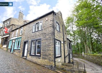 Thumbnail 2 bed end terrace house for sale in Main Street, Haworth, Keighley, West Yorkshire
