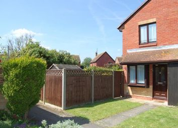 Thumbnail 1 bed end terrace house to rent in Bolwell Close, Twyford, Twyford, Berkshire