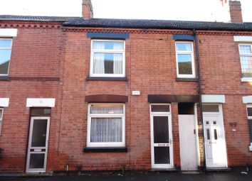 Thumbnail 3 bed terraced house for sale in Breach Road, Hugglescote, Coalville