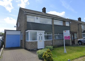 Thumbnail 3 bed semi-detached house for sale in Hastings Close, Thornaby, Stockton-On-Tees