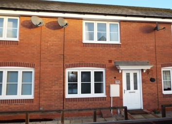 Thumbnail 2 bed town house to rent in Lamphouse Way, Wolstanton