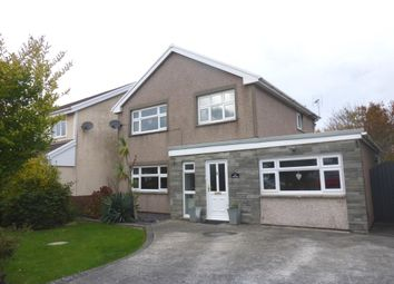 Thumbnail 3 bed detached house for sale in Hall Drive, North Cornelly, Bridgend