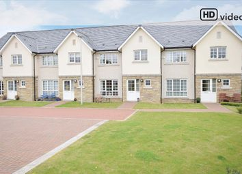 Thumbnail 3 bed terraced house for sale in Canalside, Ratho, Newbridge